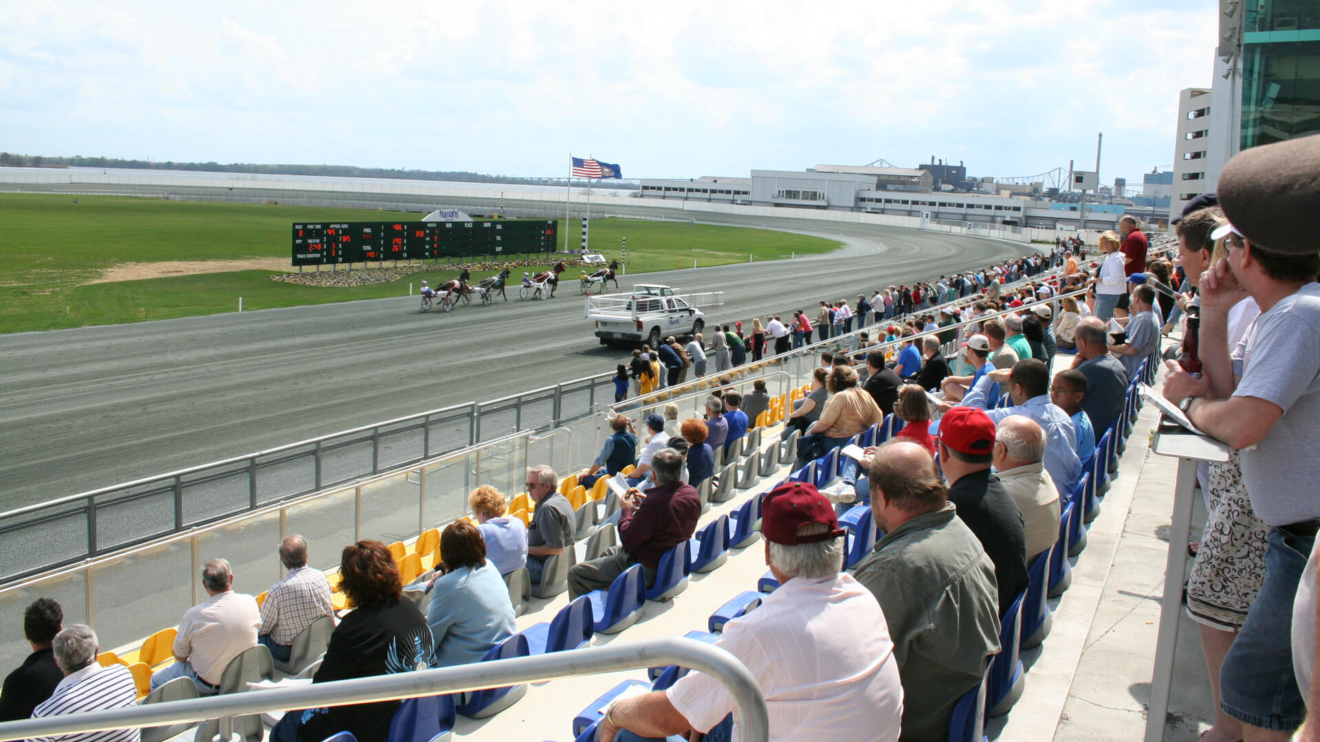 HarrahS Racetrack